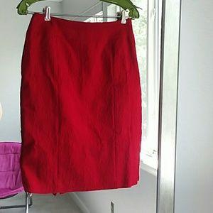 Red Lafayette 148 New York Skirt